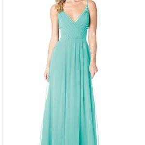 NWT Bari Jay 1622 Long Bridesmaid/Prom Dress